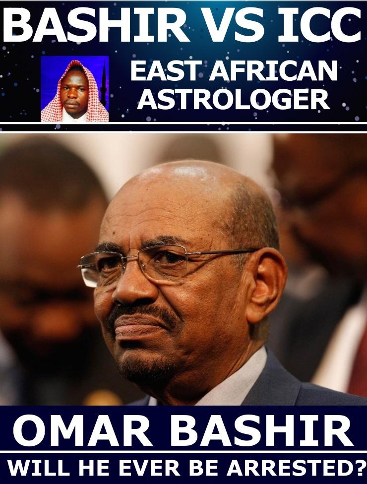 Omar Al Bashir Sudan East African Astrologer