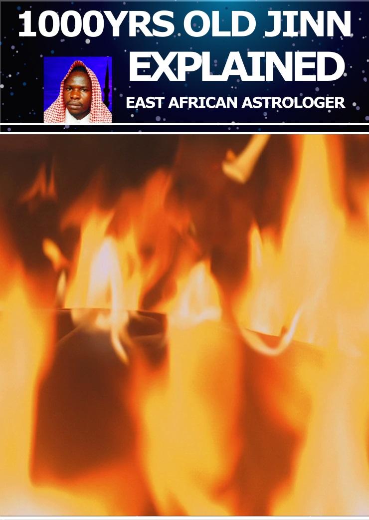 what is jinn - east african astrologer