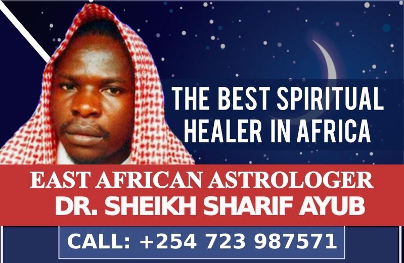 the best spiritual healer in africa--