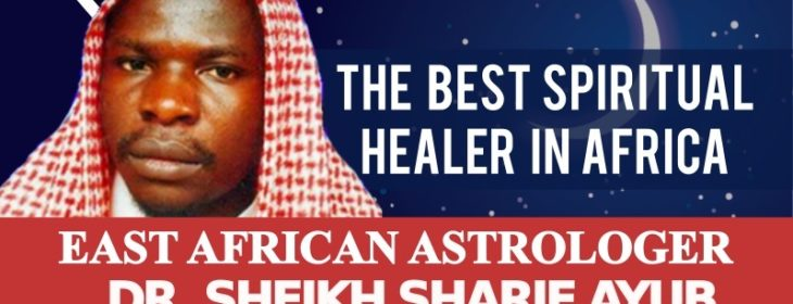 the best spiritual healer in africa--