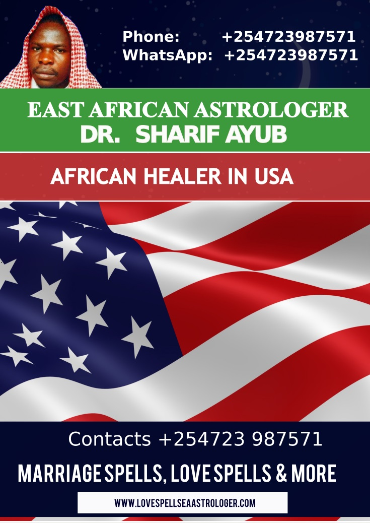 Best African Traditional Healer and Best Witch Doctor USA, United States of America
