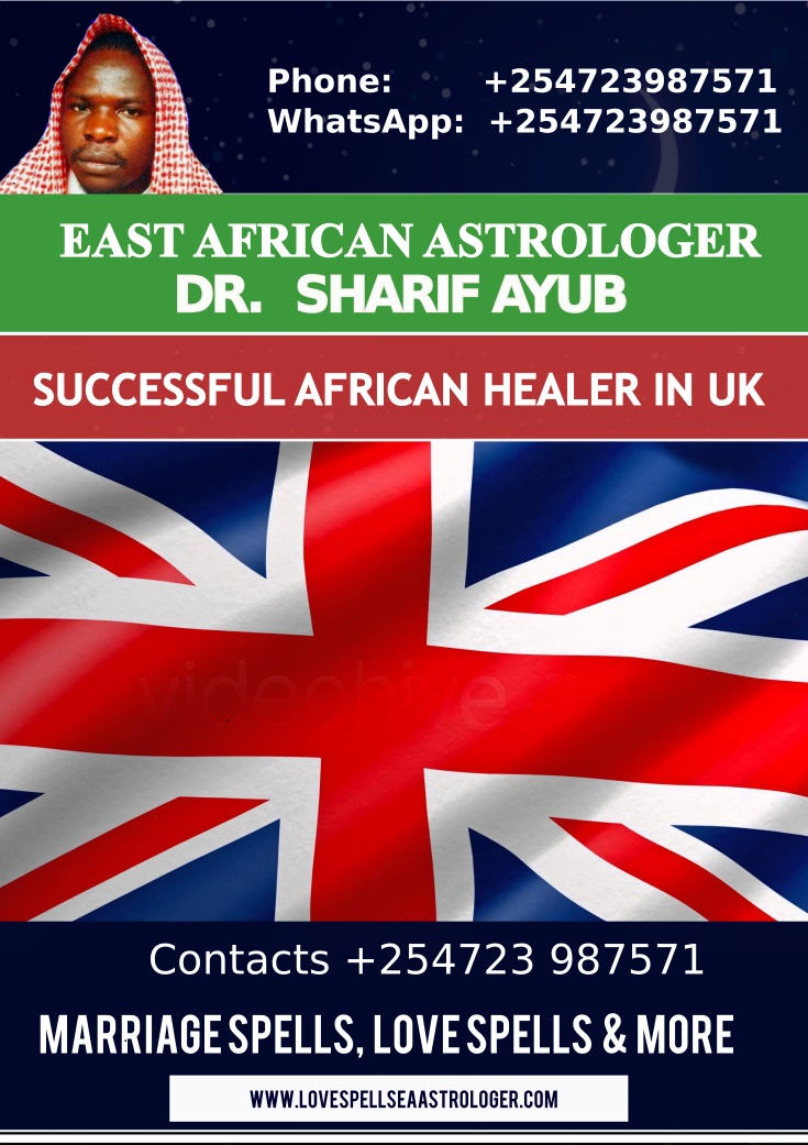 Successful African Traditional Healer and Excellent Witch in UK, United Kingdon.