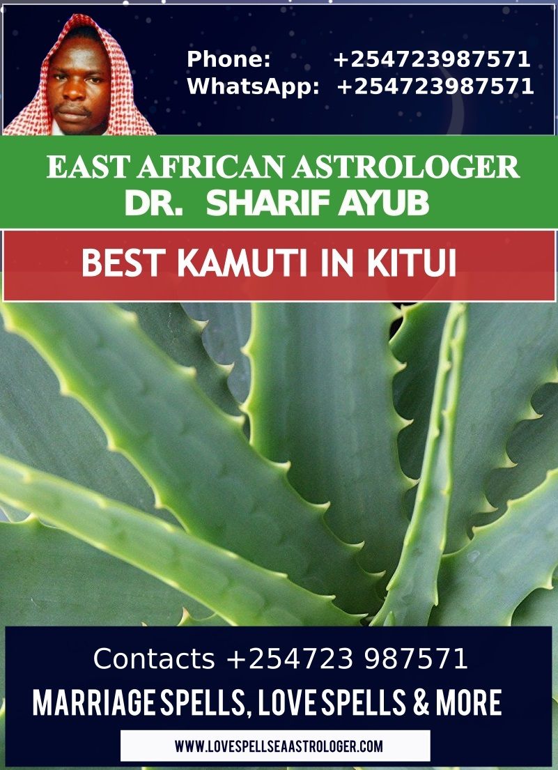 Best kamuti in Kitui and Successful With Doctor Services in Kenya