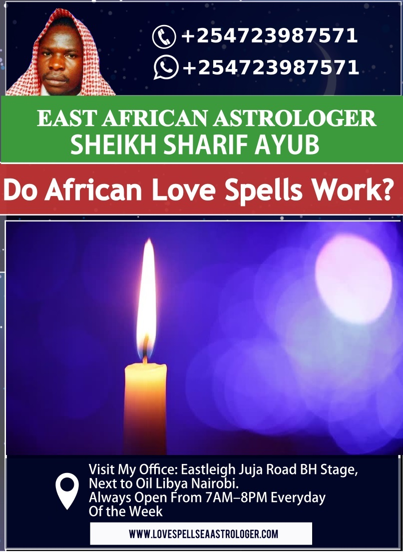 Do African Love Spells and Love Portion Work?