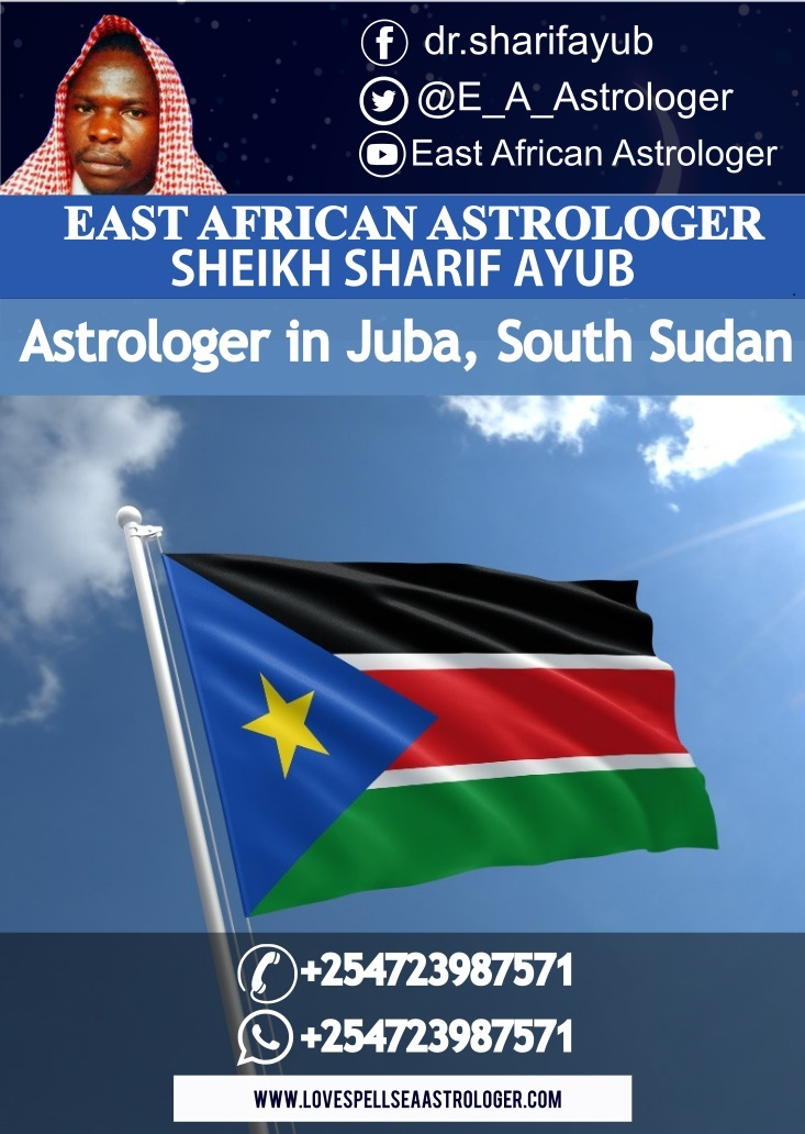 Where to find a Witch Doctor and Astrologer in Juba, South Sudan