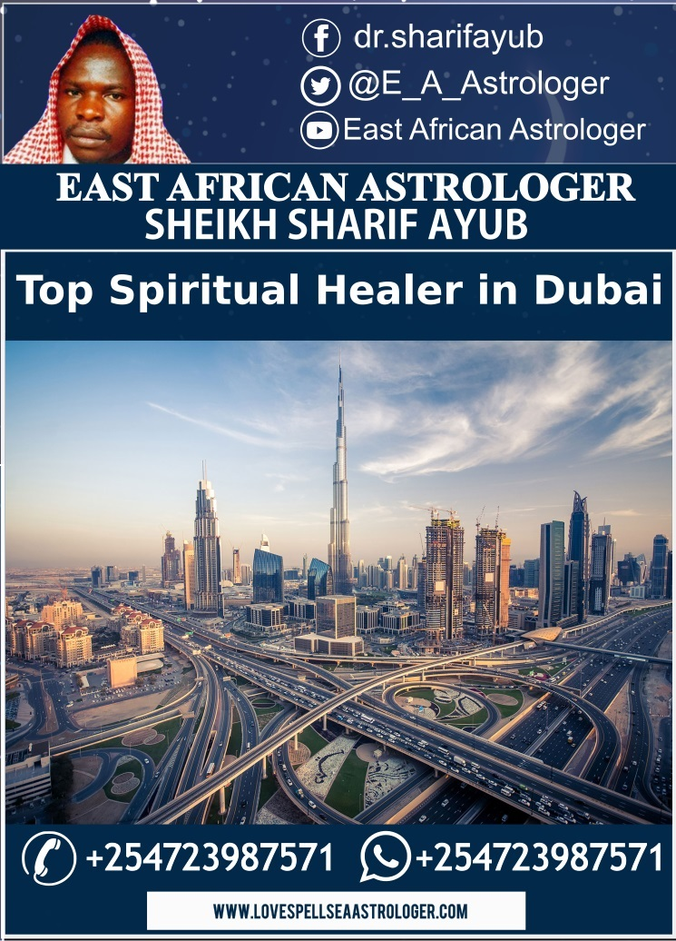 The Best and Most Reliable Islamic Healer in Dubai, United Arab Emirates -Dr Sharif Ayub