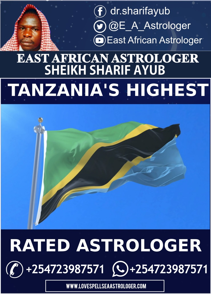 Where to Find Tanzania's Highest Rated Astrologer and the Best Witch Doctor Contacts
