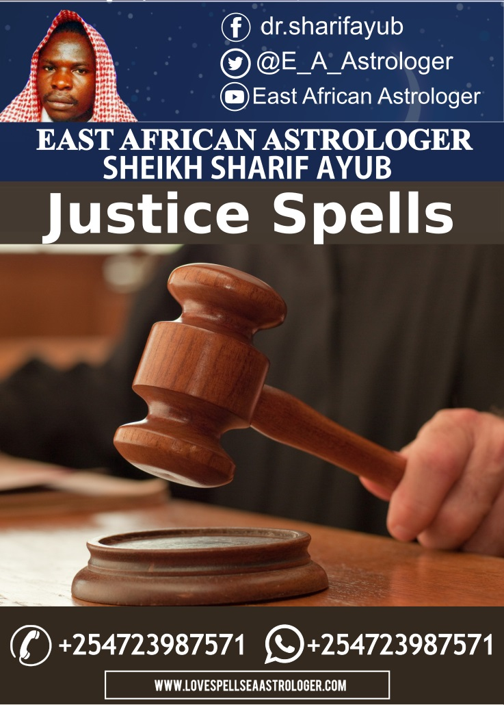Justice Spells to help You With Wrongful Conviction and Help You Seek Justice