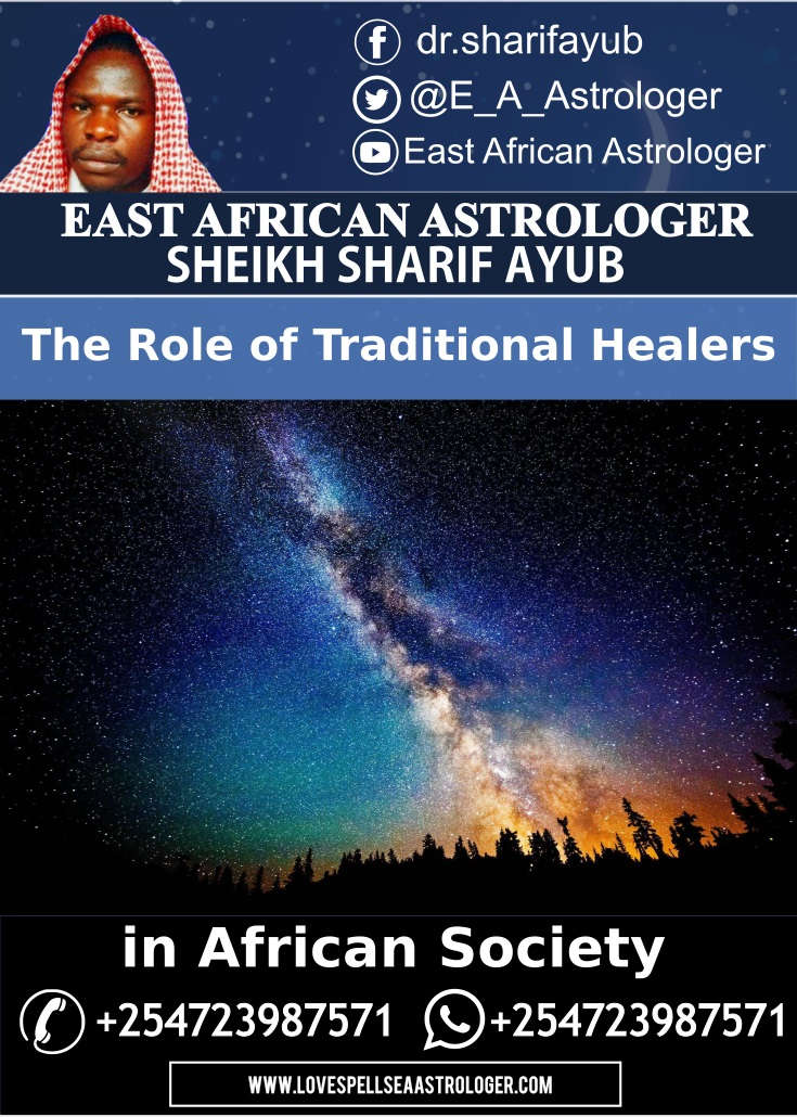 The Role of Traditional Healers, Spiritual Healers and Witch Doctors in African Society