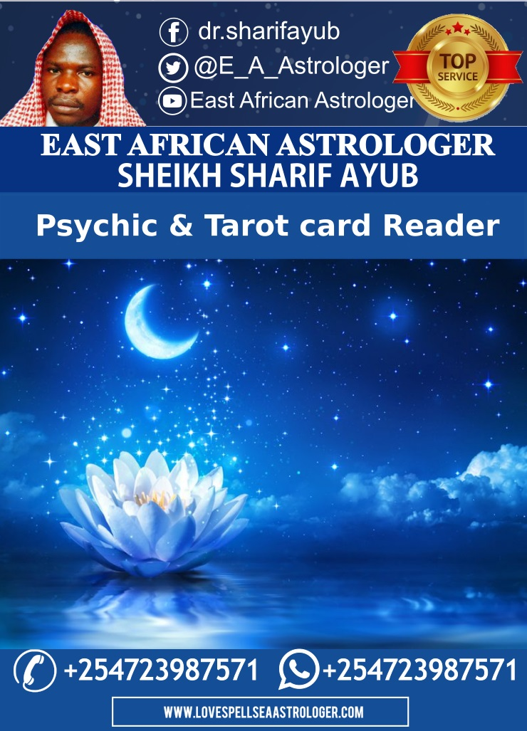 Powerful Psychic, Tarot card readers and palm reading in Nairobi, Kenya