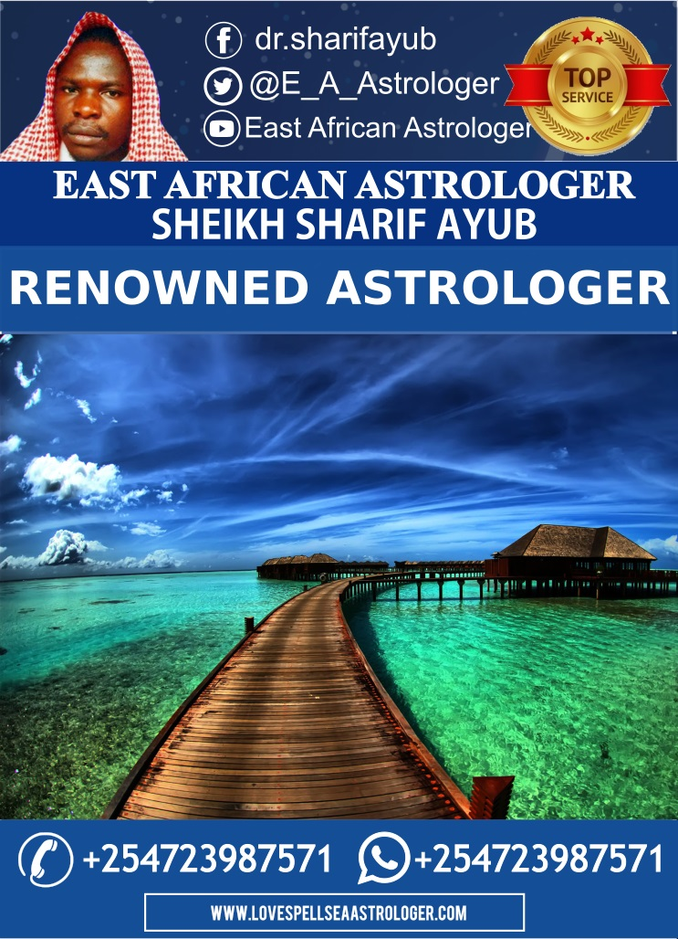 Renowned Astrologer Contacts in Africa