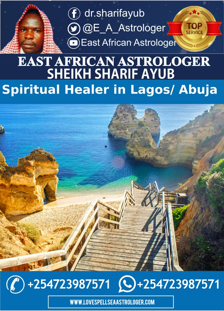 Spiritual Healer in Lagos and Abuja