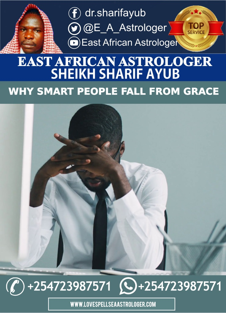 Why Smart People Get Good Jobs and Fall from Grace Explained by Dr. Sharif Ayub