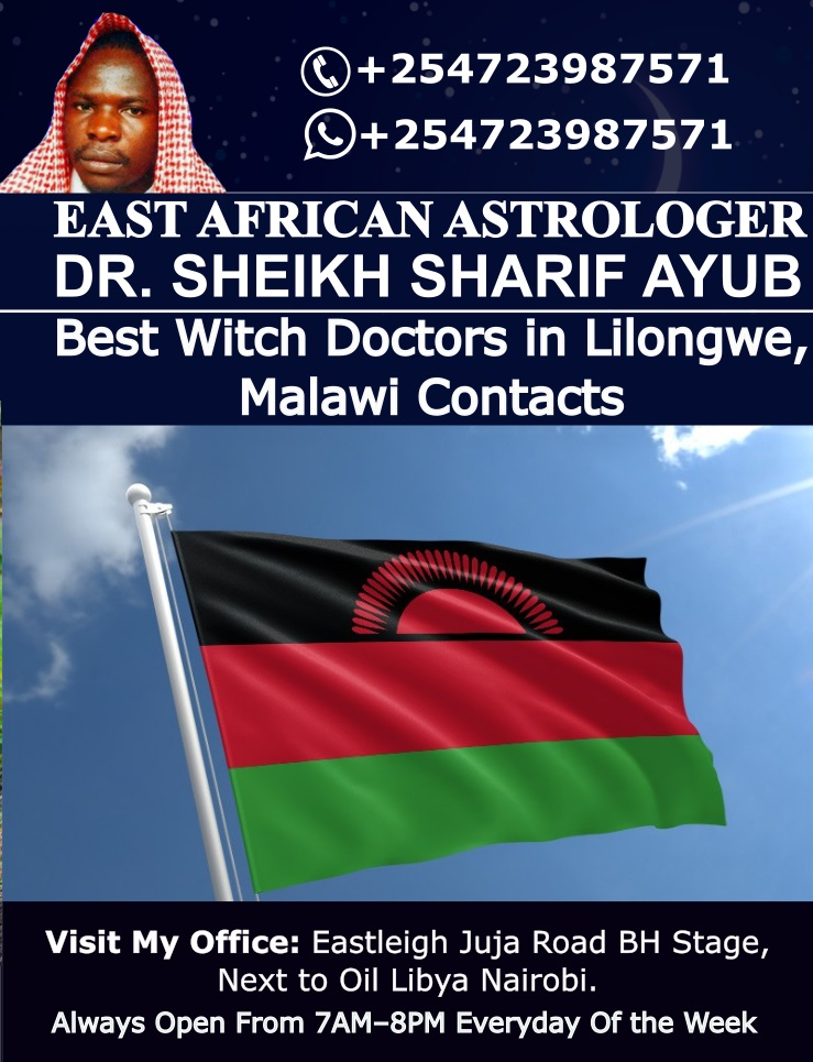 Best Witch Doctors in Lilongwe, Malawi Contacts