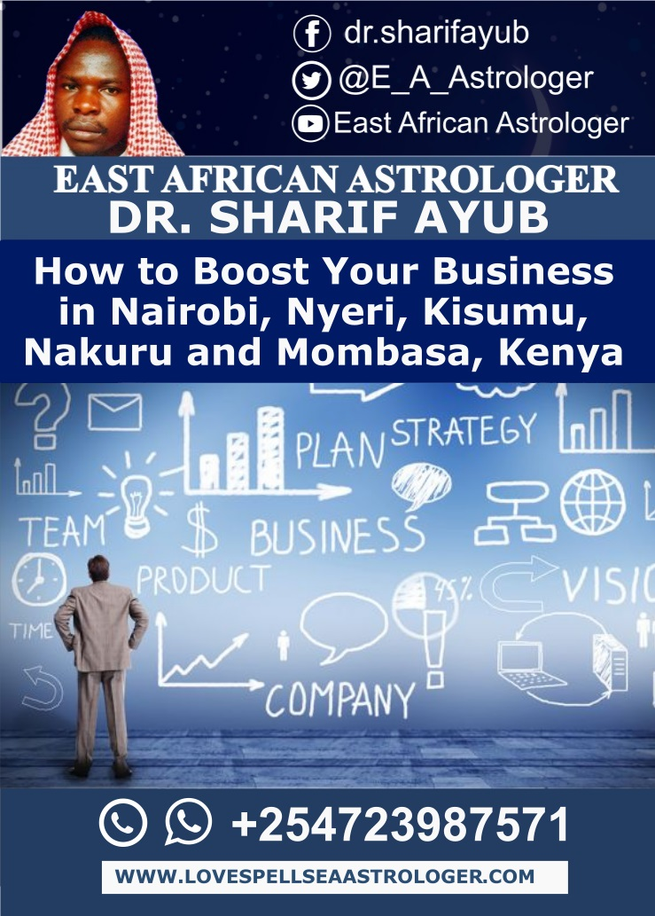 How to Boost Your Business in Nairobi, Nyeri, Kisumu, Nakuru and Mombasa, Kenya