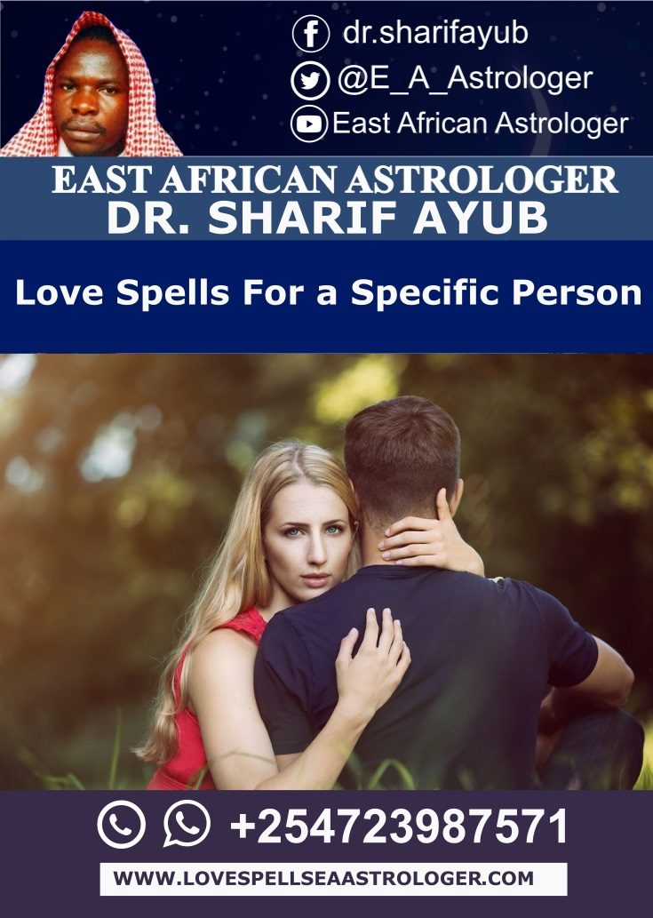 Love Spells For a Specific Person