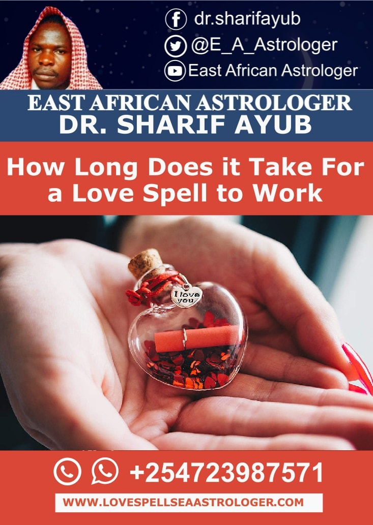 How Long Does it Take For a Love Spell to Work