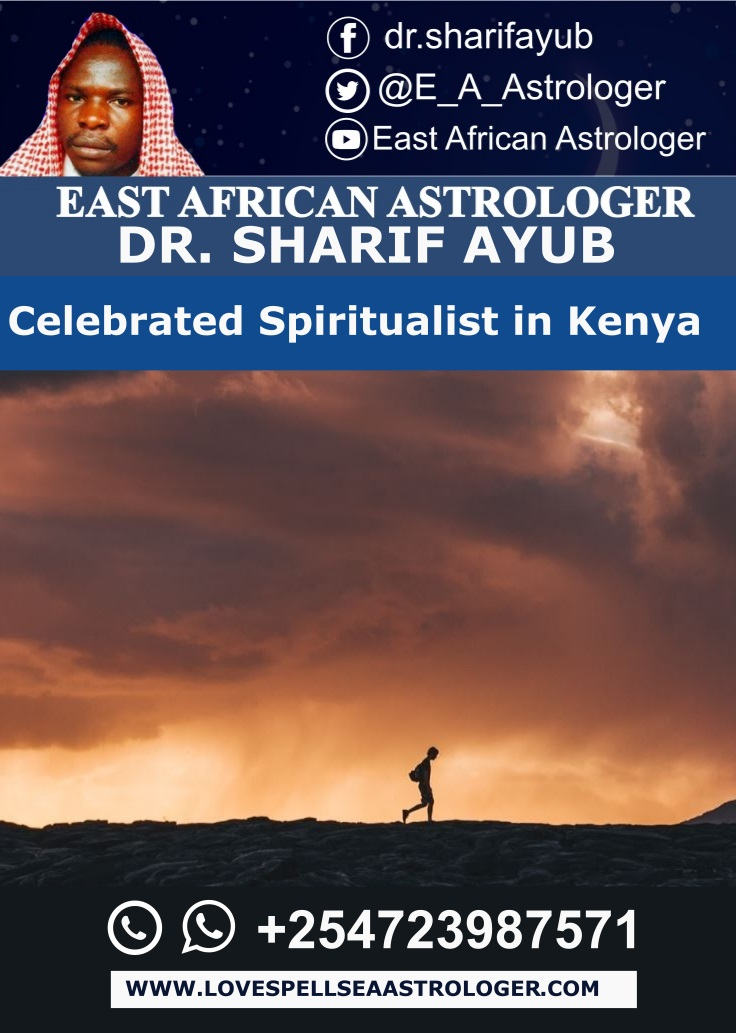 Celebrated Spiritualist in Kenya