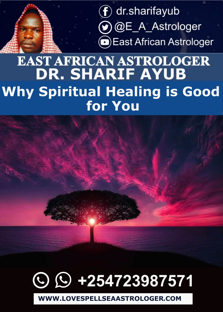 Why Spiritual Healing is Good for You