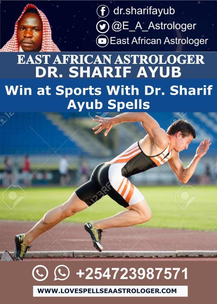 Win at Sports With Dr. Sharif Ayub Spells