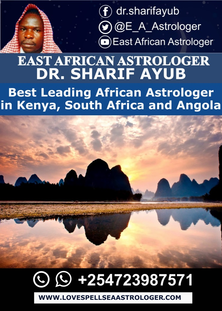 Best Leading African Astrologer in Kenya, South Africa and Angola