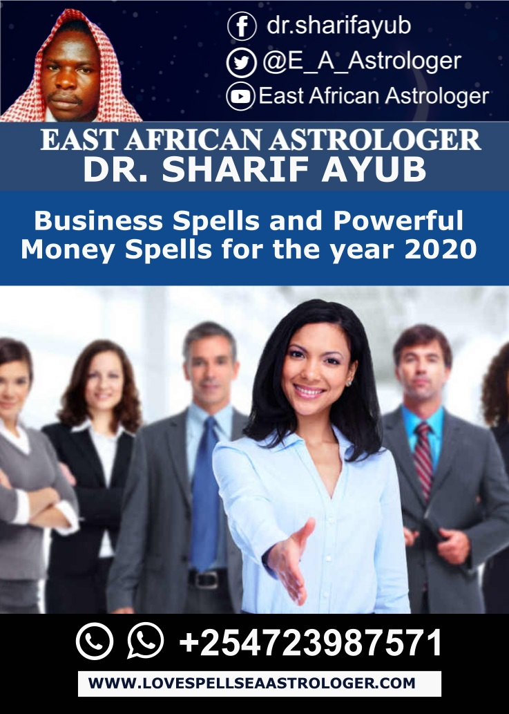 Business Spells and Powerful Money Spells for the year 2020