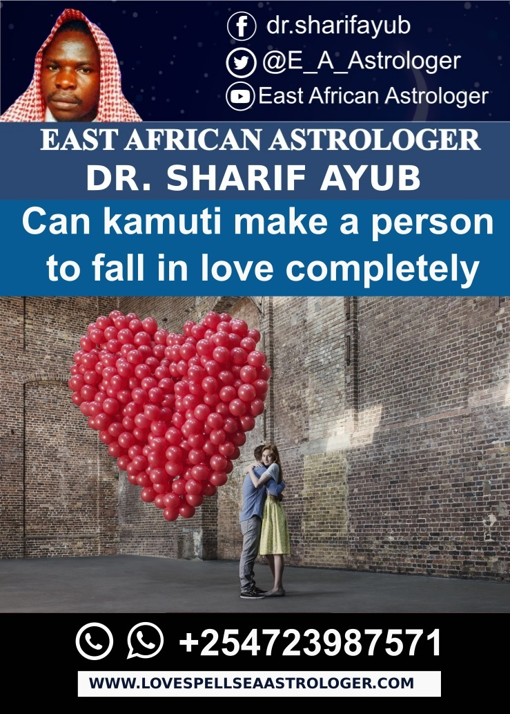 Can kamuti make a person to fall in love completely